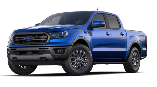 New 2020 Ford Ranger Lariat Truck SuperCrew For sale in Grand Forks, ND